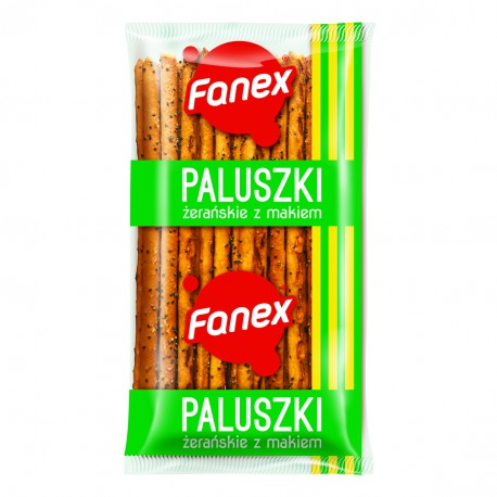 Salted Sticks With Poppy Seeds 100g