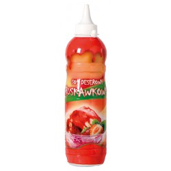 Polewa truskawkowa 1000g