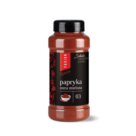 Papryka ostra mielona Fusion Spices