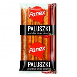 Paluszki Żerańskie słono-pikantne 100 g - sklep Fanex