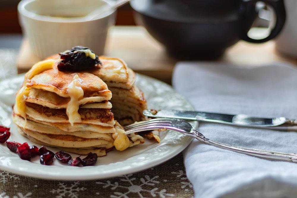 Co można zjeść na dobre śniadanie - placku lub pankejki - Sklep Fanex